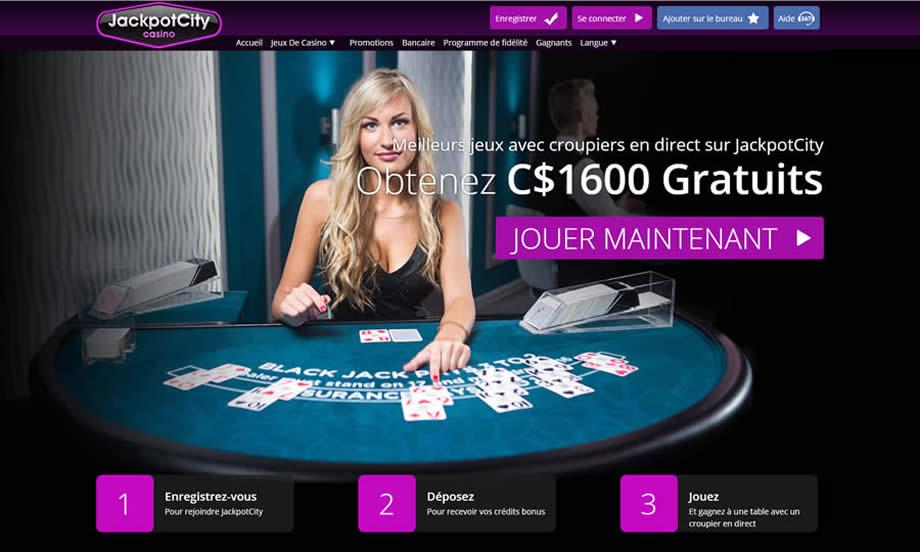 Le casino en live au Canada