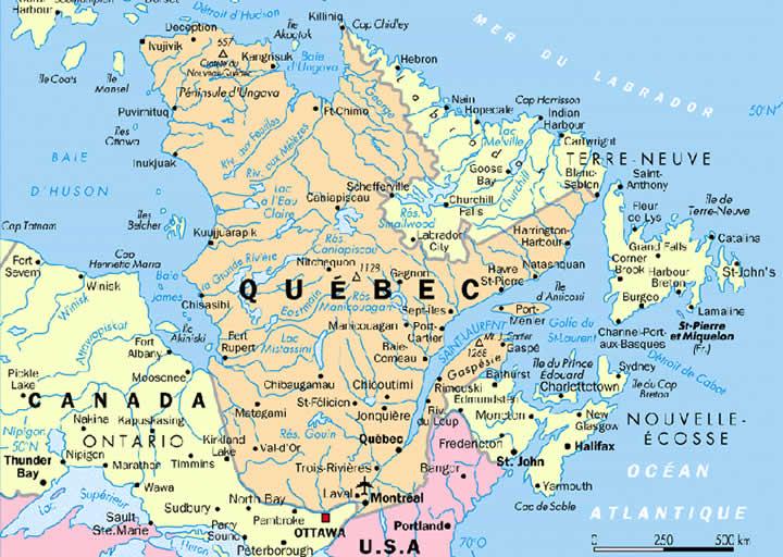 Province du Québec