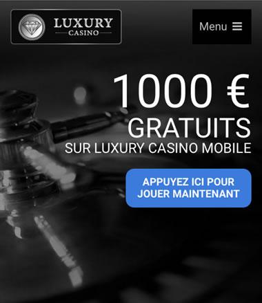 Luxury Casino, chaque année des gagnants sur la slot la plus payante