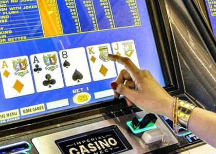 Jouer au video poker est possible sur Internet