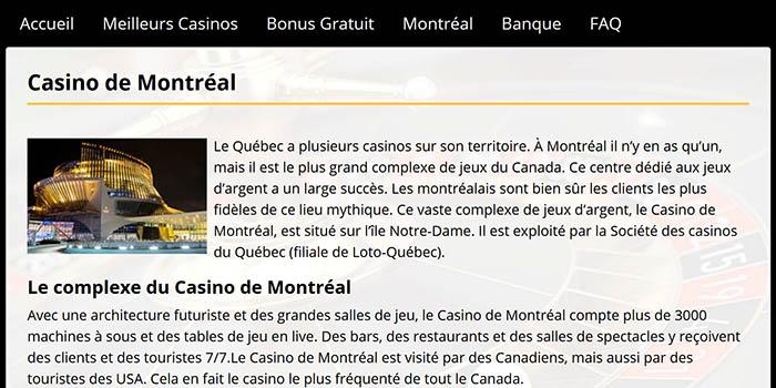 Legit-gambling.com à Montréal